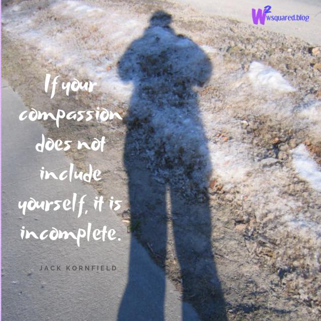 Compassion - Kornfield