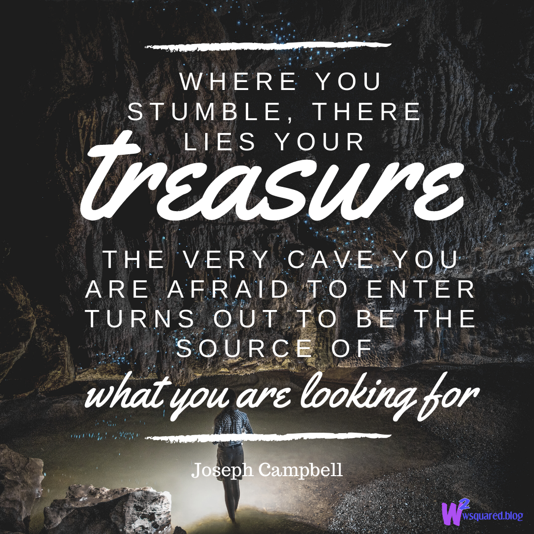 Treasure - Joseph Campbell